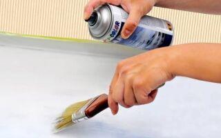 Преимущества и особенности покраски ПВХ