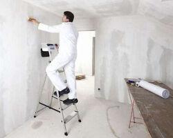 Особенности грунтовки стен перед штукатуркой