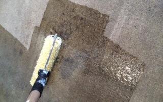 Виды грунтовок для бетона по составу и качеству основания
